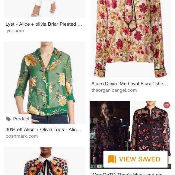 Alice top blouse